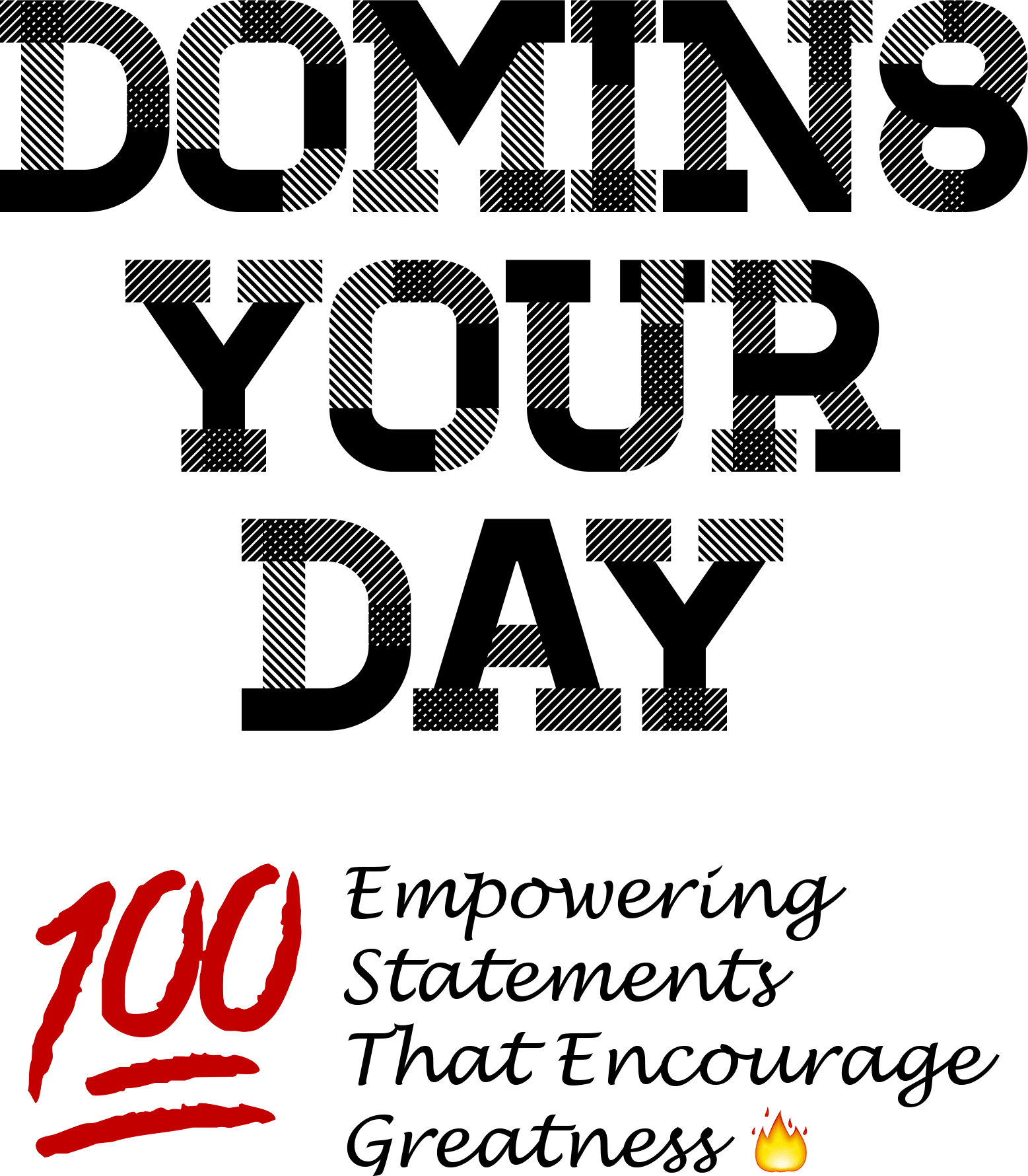Domin8 Your Day logo